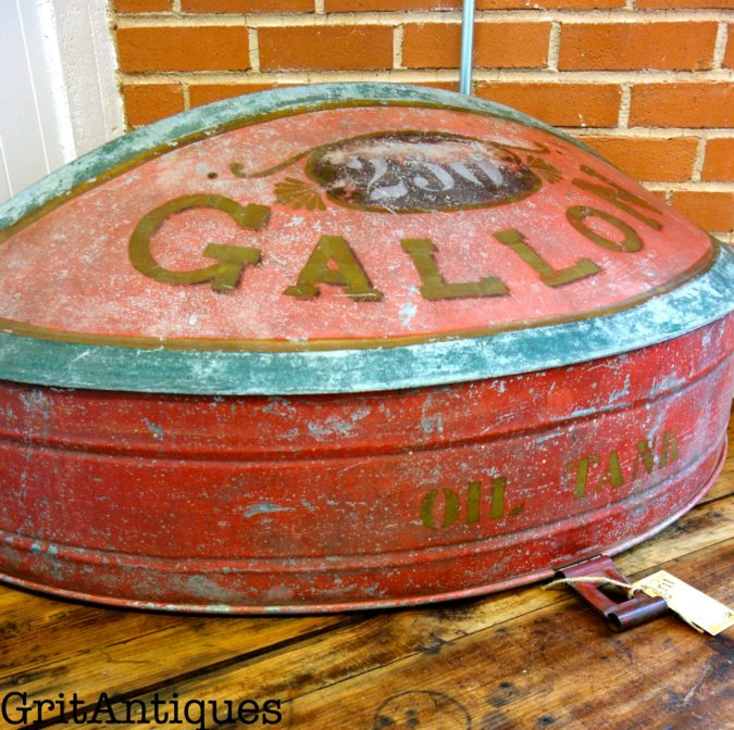 Gallon Oil Tank