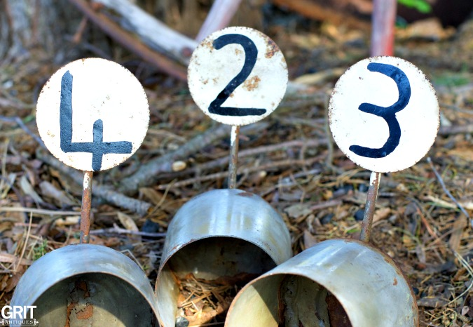 Numbers purchased at Round Top Texas Antiques Week