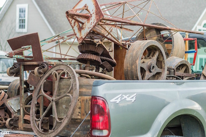 Antique Haul | Junkin Trip