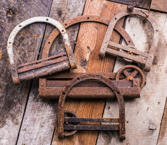 Antique Sliding Door - Barn Door Rollers