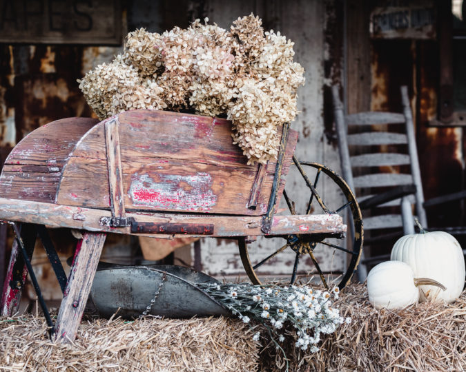 Fall Decorating Ideas. Fall Barn Porch Ideas