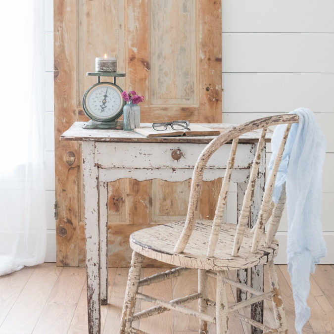 Vintage Home Decorations: Grit Antiques