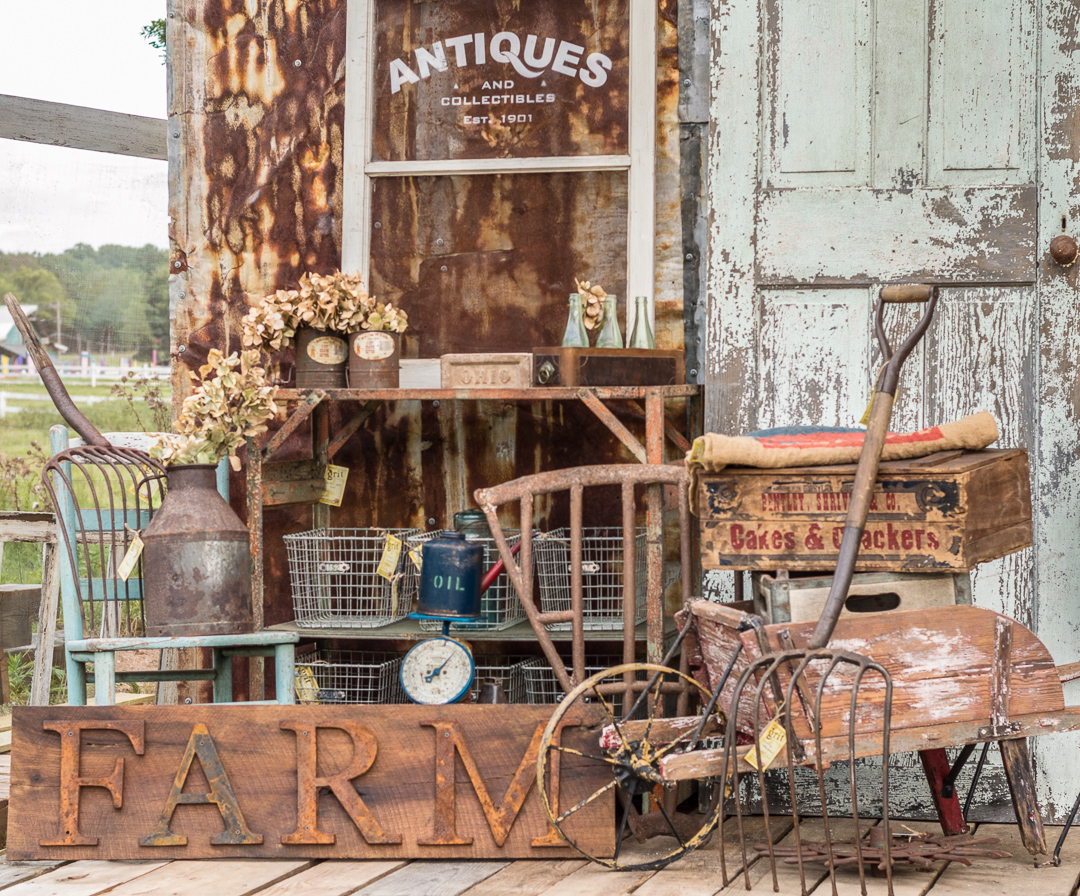 Diy Farm Sign Using Old Barn Wood Metal Letters And